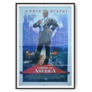 Coming to America (1988) Original US One Sheet Poster