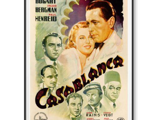 Cinema Posters as Fine Art