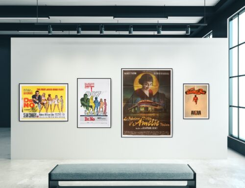 Common Cinema Poster Sizes and Formats