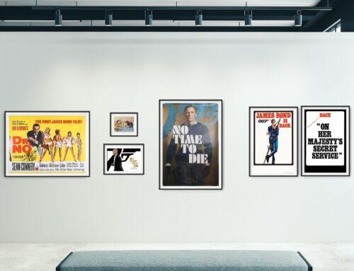 UK Cinema Poster Sizes