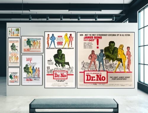 US Cinema Poster Sizes