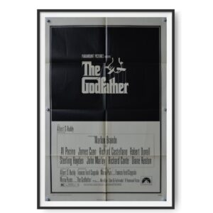 The Godfather (1972) US One Sheet Poster