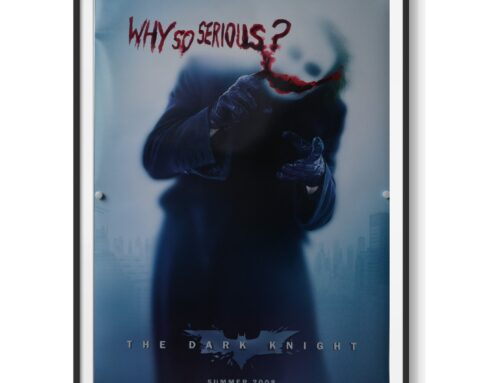 Most Coveted Modern Batman Poster?