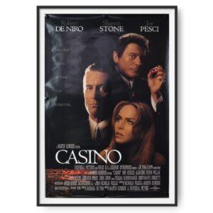 Casino (1995) Original US One Sheet Poster
